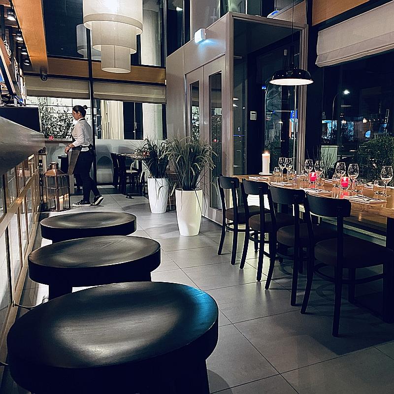 Restaurant van Italiaans restaurant Gusto Di ItALB in Den Haag