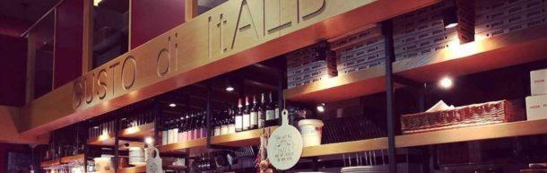 Bar Italiaans restaurant Gusto Di ItALB Gusto Di ItALB Den Haag